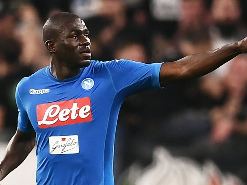 Soccer African All Stars Transfer News & Rumours: Napoli demand 80 million-plus for Koulibaly - Goal brings you all the latest news rumours and deals related to African stars in the summer transfer market Napoli demand 80 million-plus for Koulibaly Napoli have placed an 80 million price tag on Kalidou Koulibaly to fend off interest from Chelsea Mirror reports. The centre-back has been a long term target for the Blues but the Partenopei are reluctant to see one of their key players follow former
