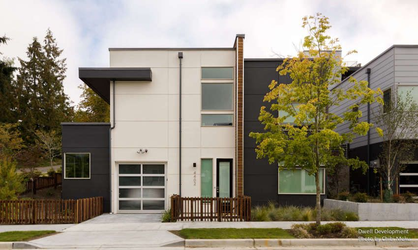 Dwell Development   Columbia City Story   Seattle, WA   Architect Magazine    Chibi Moku