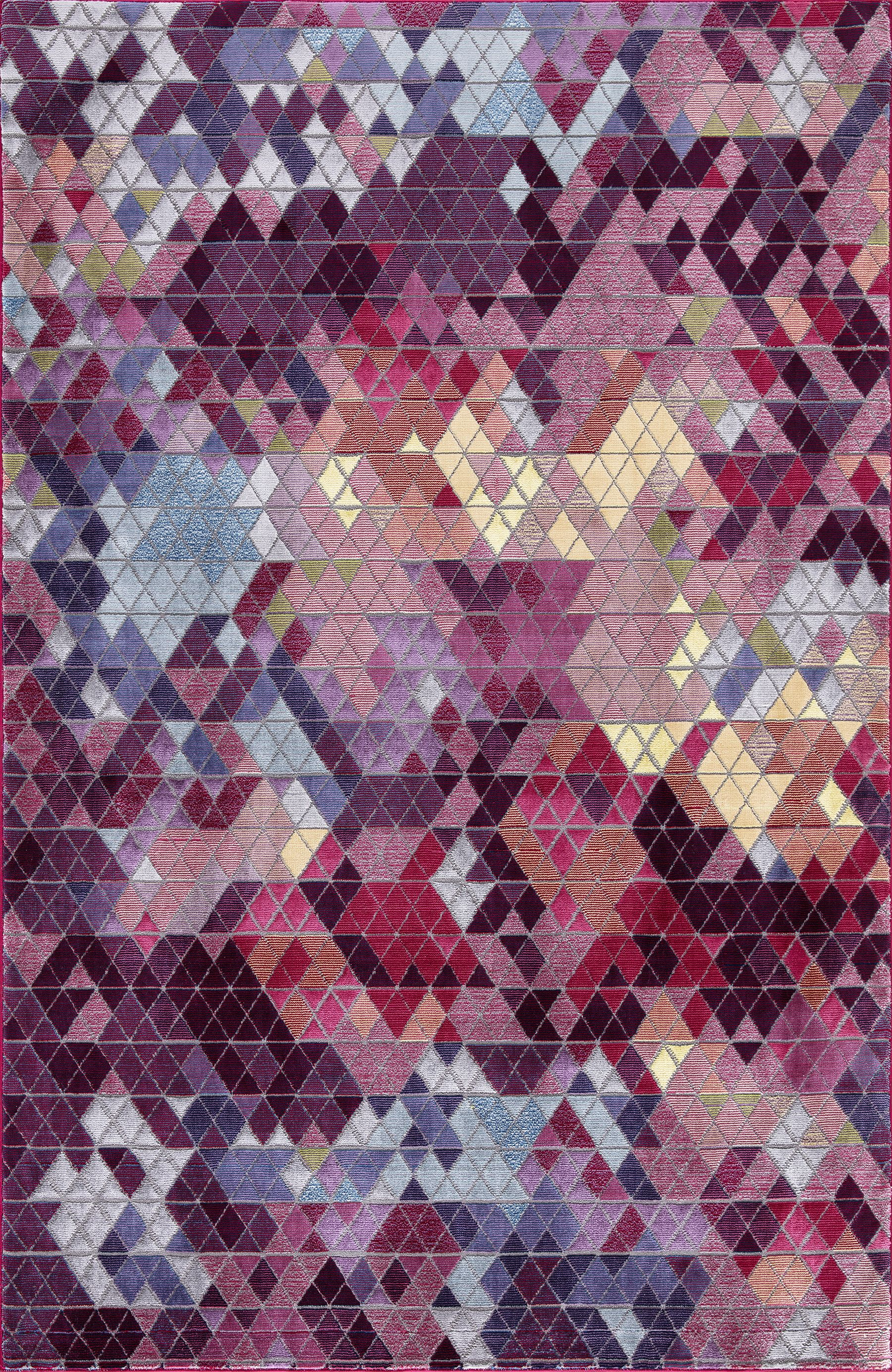 Mod Arte Rhapsody Collection Area Rug Contemporary