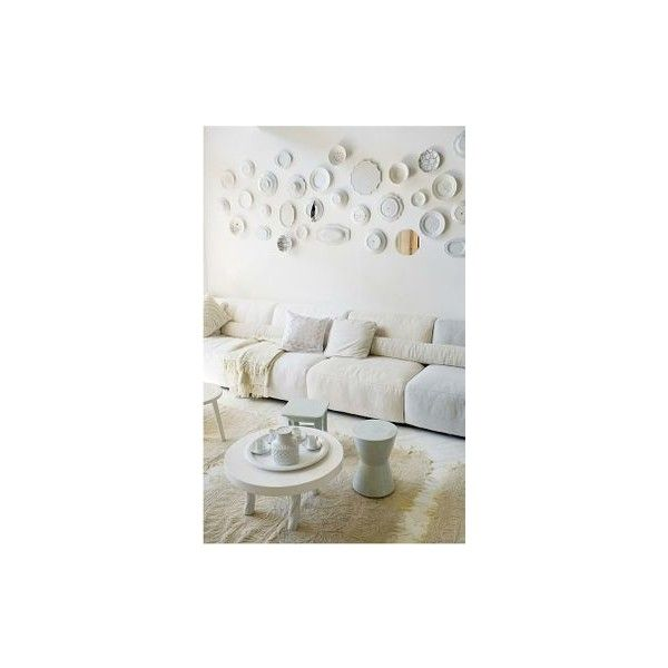 White Decorating Ideas, White Picture Frames for Bright Wall Decor ...