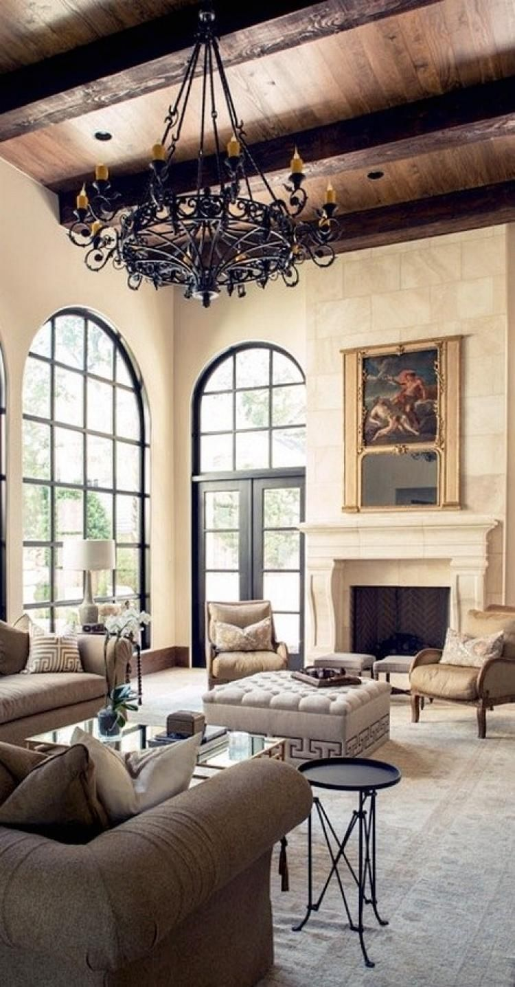 Italian Living Room Design: 60+ Best Black And Cream Living Room Design Ideas