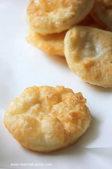 NESRiN`S KÜCHE Pişi (Pischi)   Frittierte Teigstücken Kochen