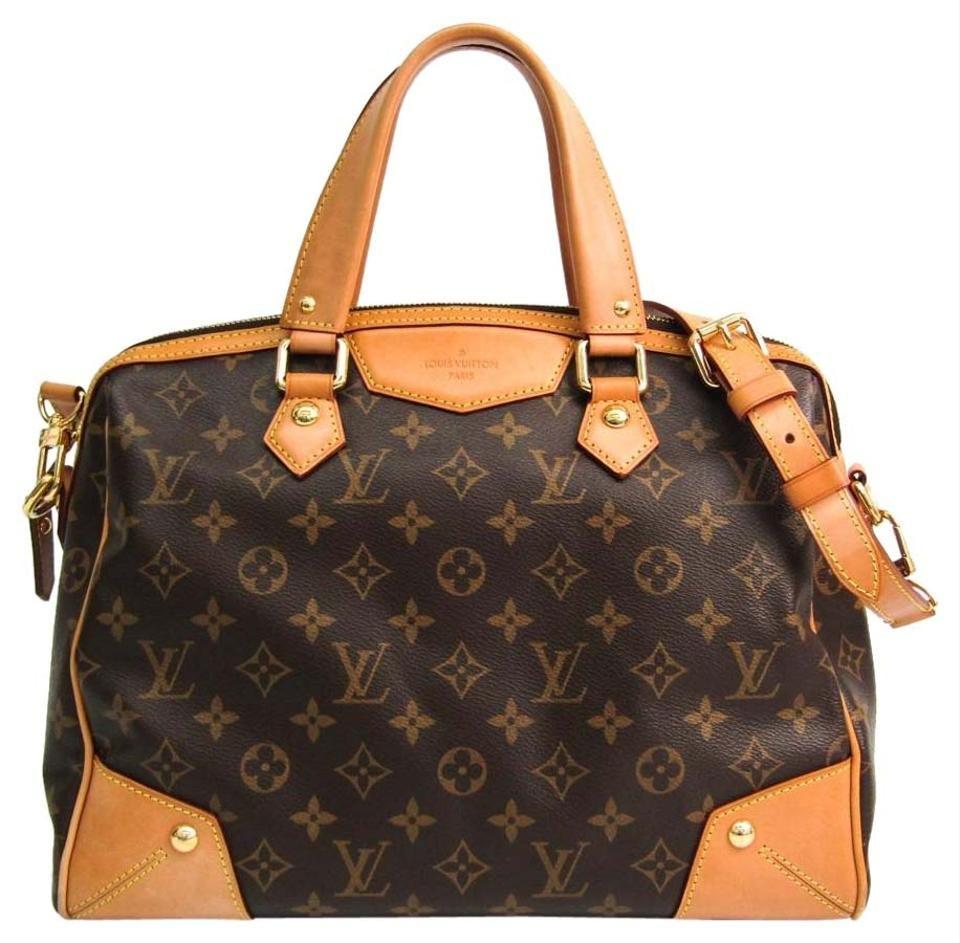 Louis Vuitton | Retiro M40325 Women's Handbag Mono