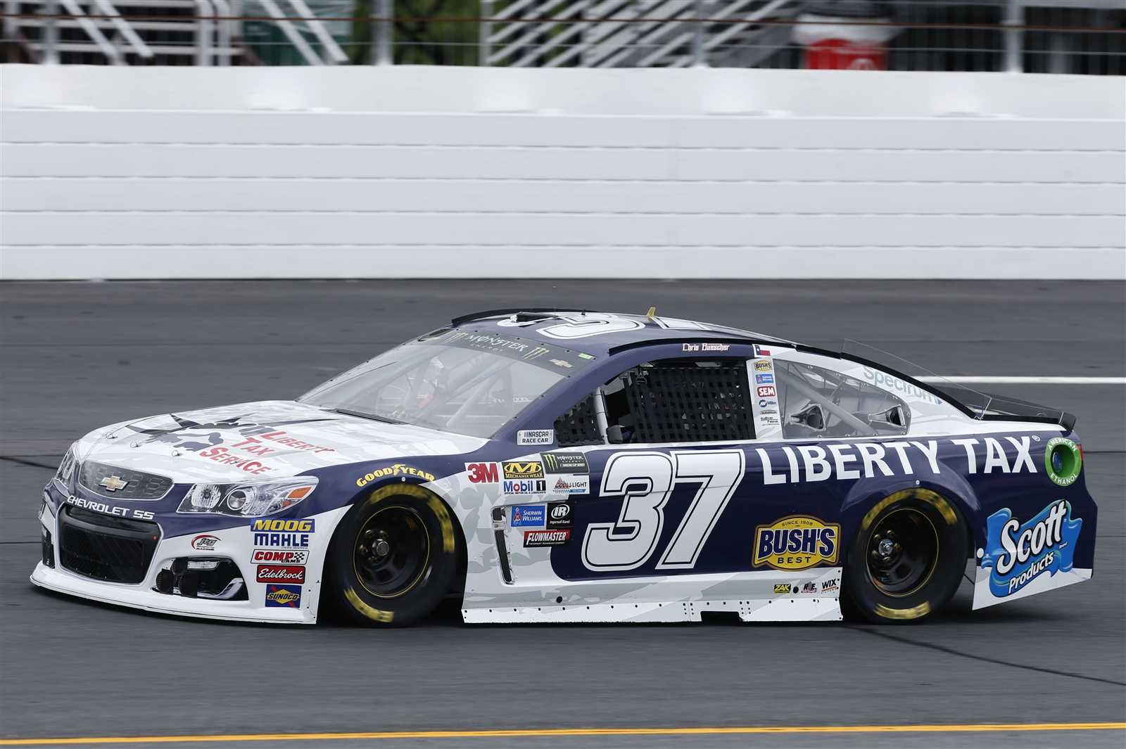 Overton S 301 Nh July 16 2017 Chris Buescher Will Start 22nd In The No 37 Jtg Daugherty Racing Chevrolet Crew Chief T Owens Spotter David Keith