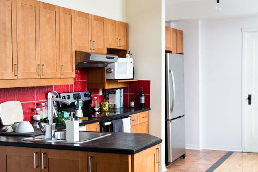 Antes y después de la reforma de 5 cocinas (III) #hogarhabitissimo ...