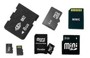 Recupero foto memory card 19