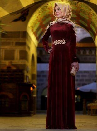 641090a060a80 Tesettür Abiye, Abiye Elbise Modelleri - Modanisa | elbise in 2019 ...