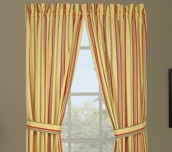 Curtain Bath Outlet Warwick Stripe Curtain Curtains Striped