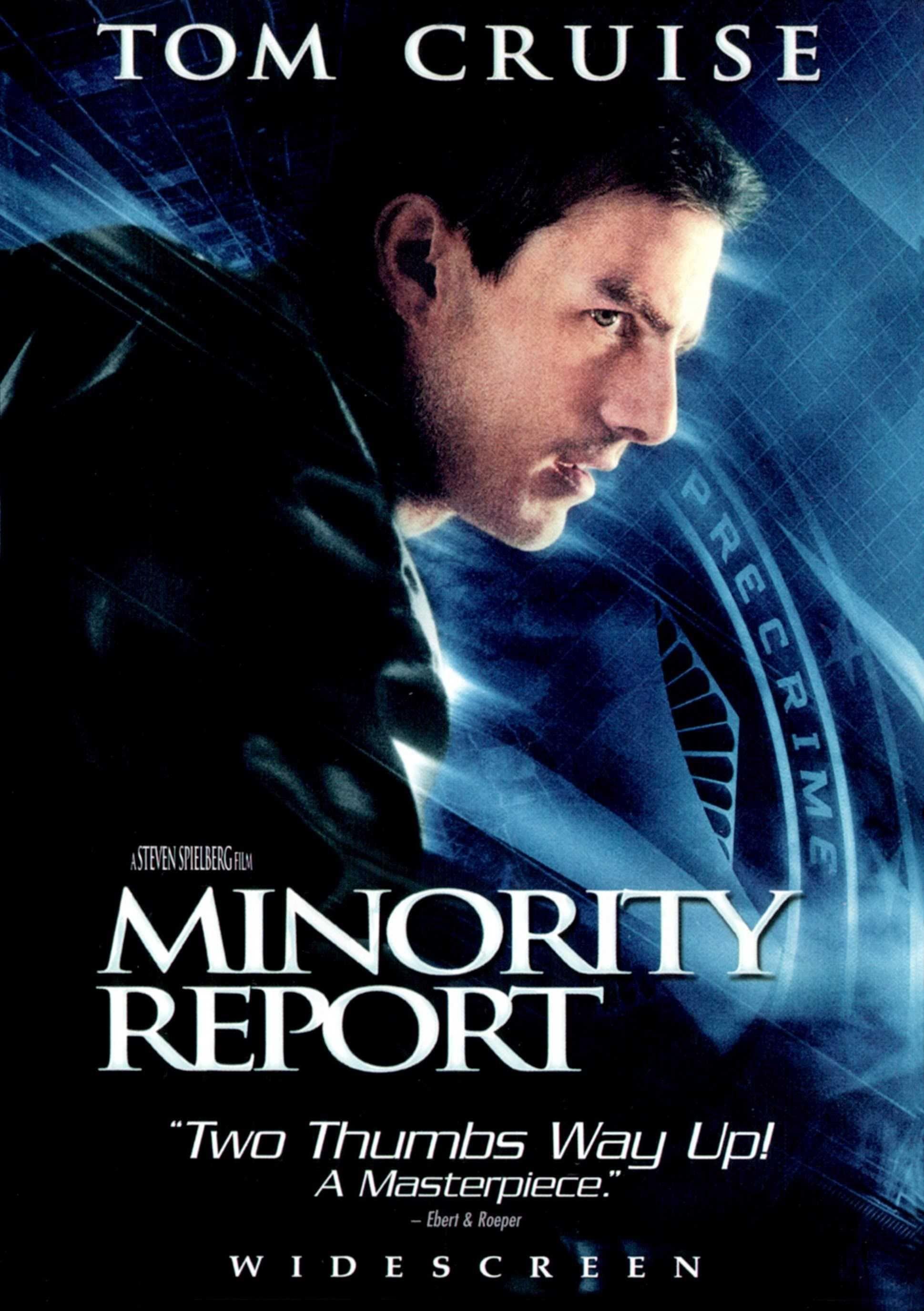 Minority Report De Steven Spielberg Com Imagens Posteres De