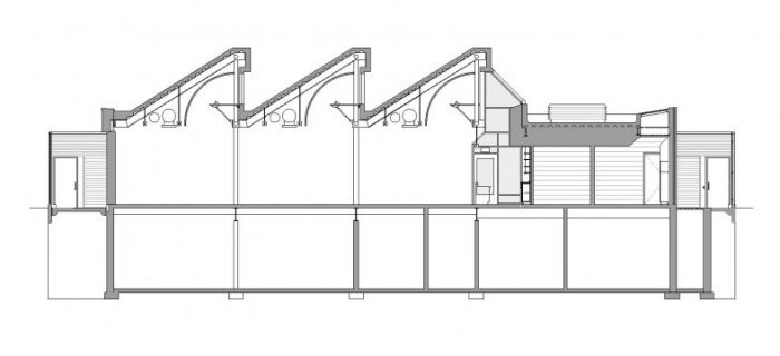 Sawtooth Eco Roof Sawtooth Roof Roof Design Roof