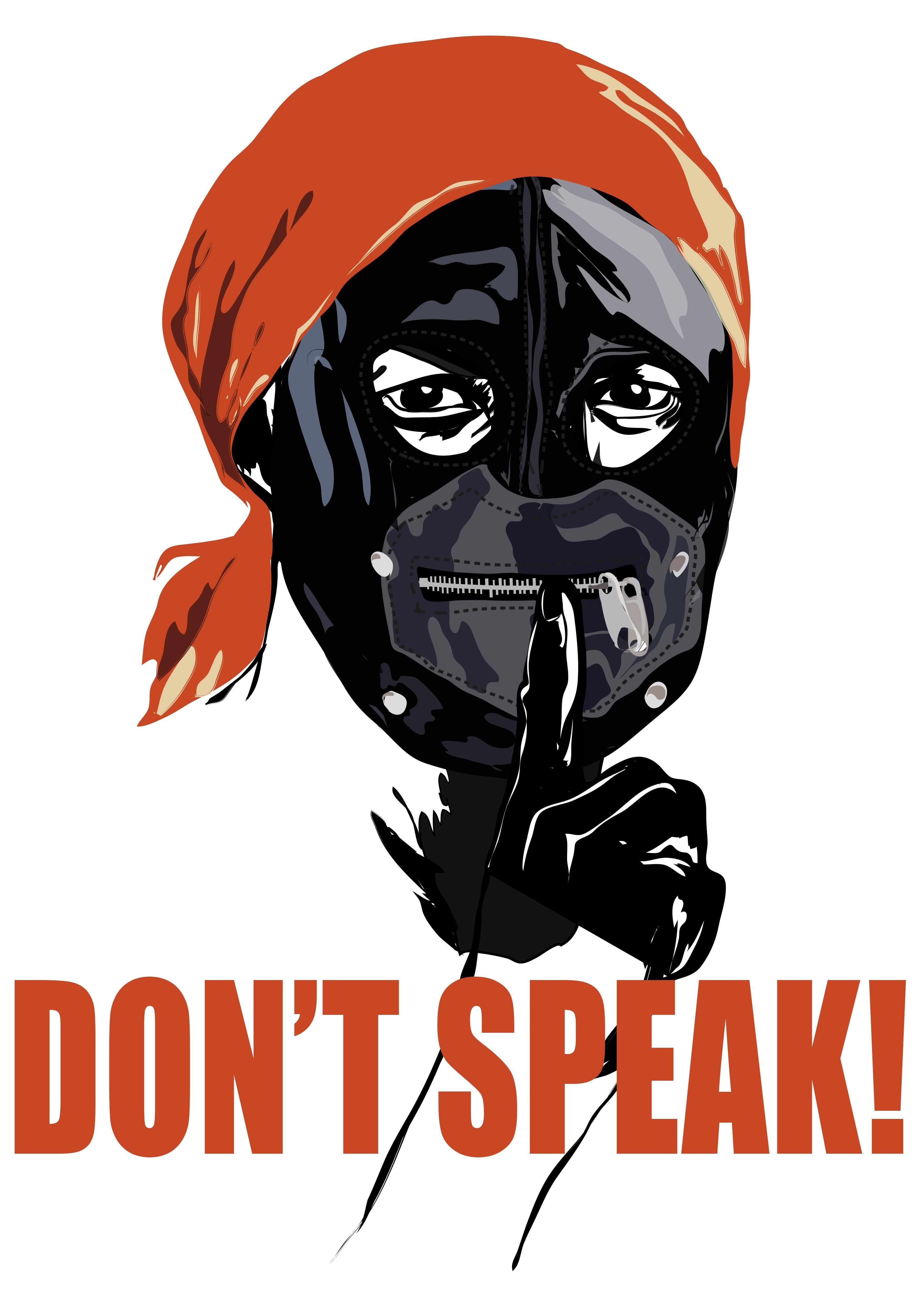 Bdsm Mask Poster