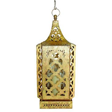 ... Presume Accessories. Check Out This Item At One Kings Lane! Gold Iron  Moroccan Lantern   Dr Livingstone  Dr Livingstone I Presume Accessories