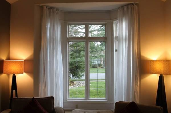 bay window curtain rod gold bay windows provide beautiful views give character to room and offer cozy window curtain rodcurtain