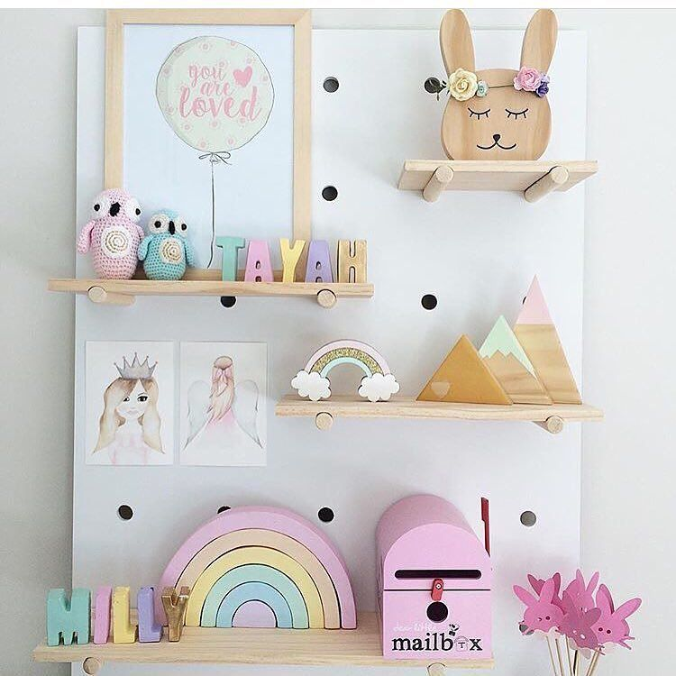 pegboardinspo Absolutely love these peg boards from