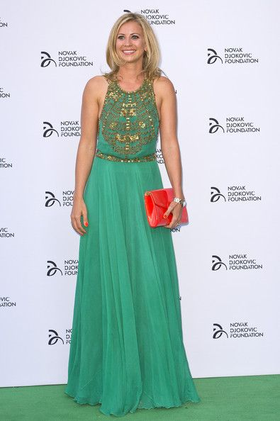 Holly Branson attends the Novak Djokovic Foundation London gala dinner at The Roundhouse on July 8, 2013 in London, England.