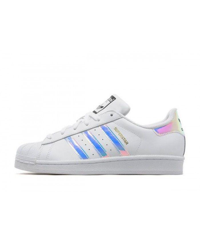 Adidas Originals Superstar Junior White Shoes