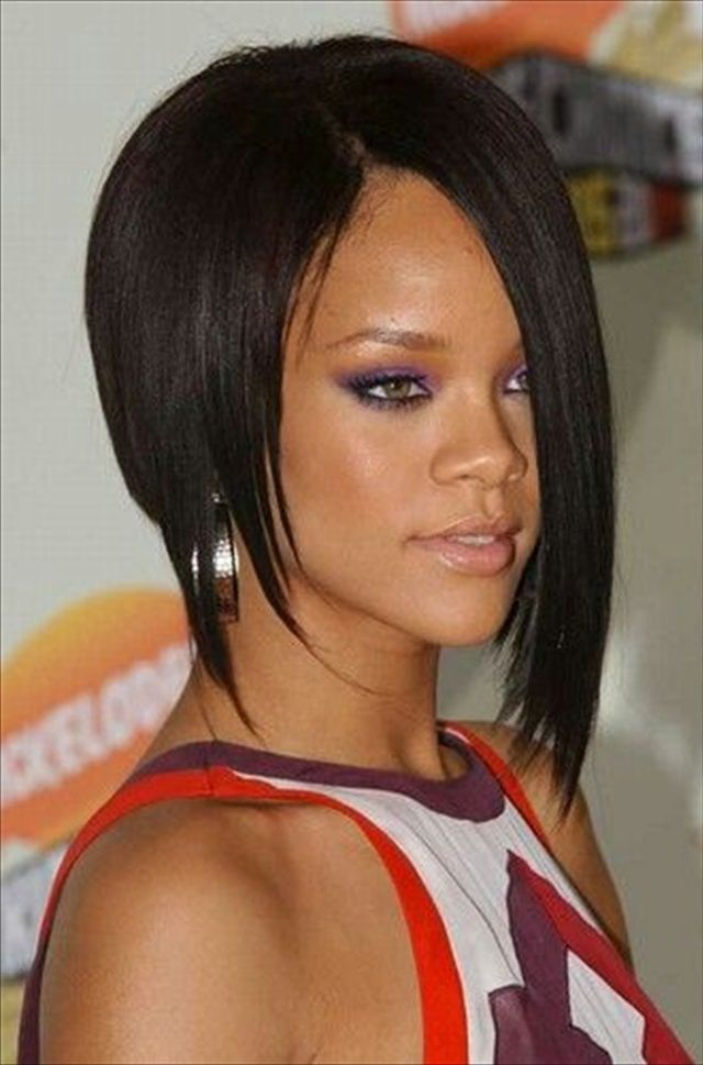Fantastic 1000 Images About Rihanna Hairstyles On Pinterest Latest Short Hairstyles For Black Women Fulllsitofus