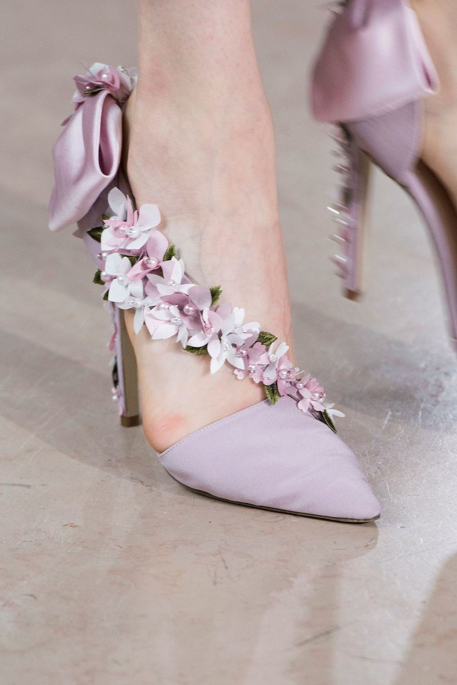 Shoes please fall 2016 haute couture and couture for Haute couture shoes