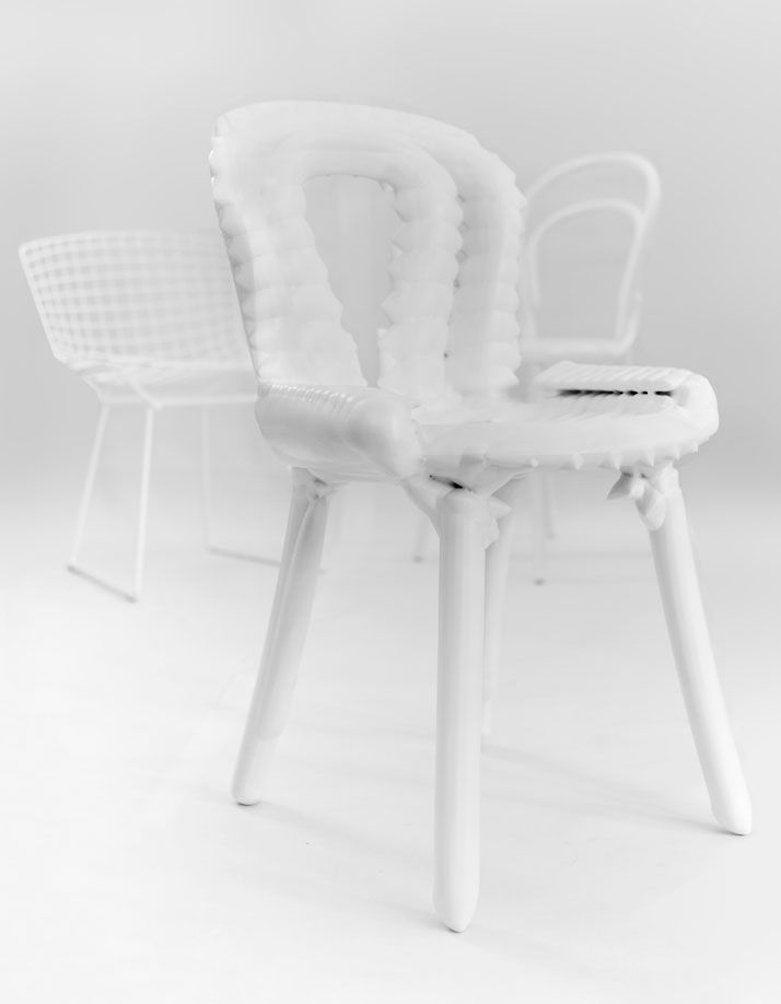 The Future of Furniture: Breeding Chairs | Future, Armchairs and ...