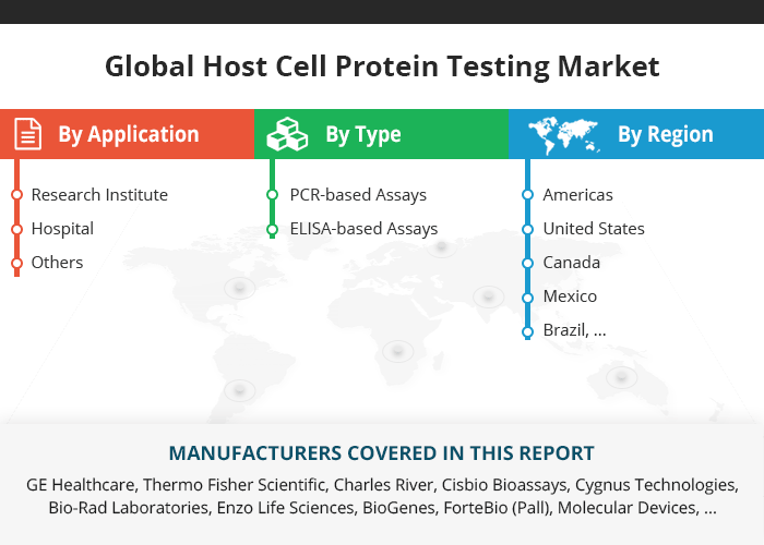 Global Host Cell Protein Testing Market Growth Status And Outlook 2019 2024 Market Research Marketing Growth Strategy
