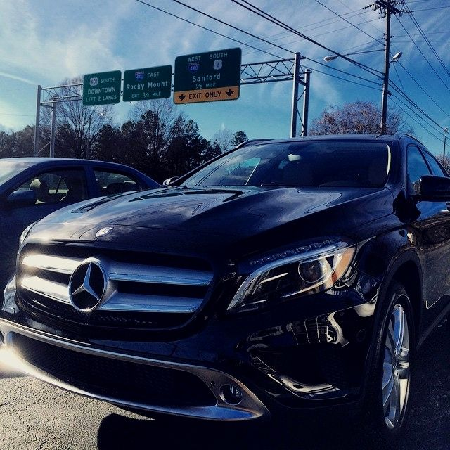 Our #Raleigh Location Has This Beautiful 2015 #mercedes