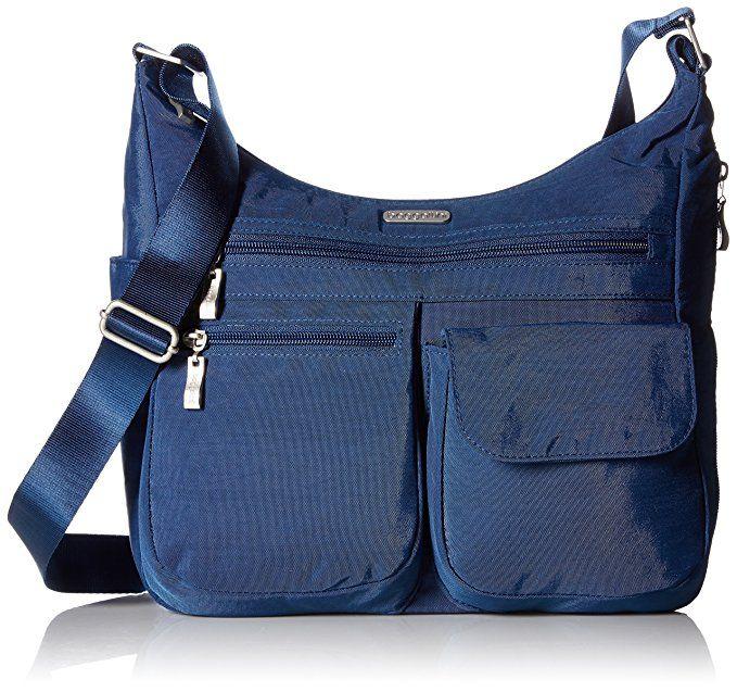 3f4e550077 Baggallini Everywhere Crossbody Bag - Lightweight