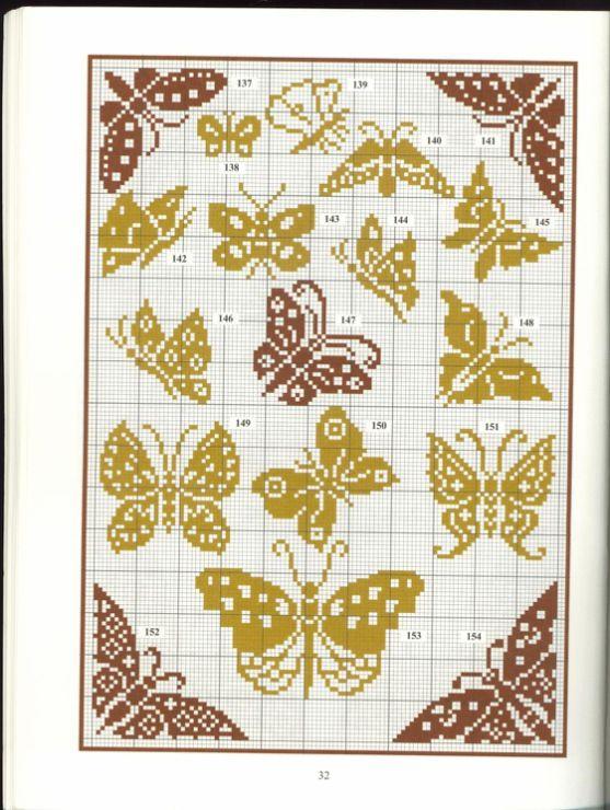 Gallery.ru / Photo # 23 - Repertoire des motifs - Orlanda monochrome ...
