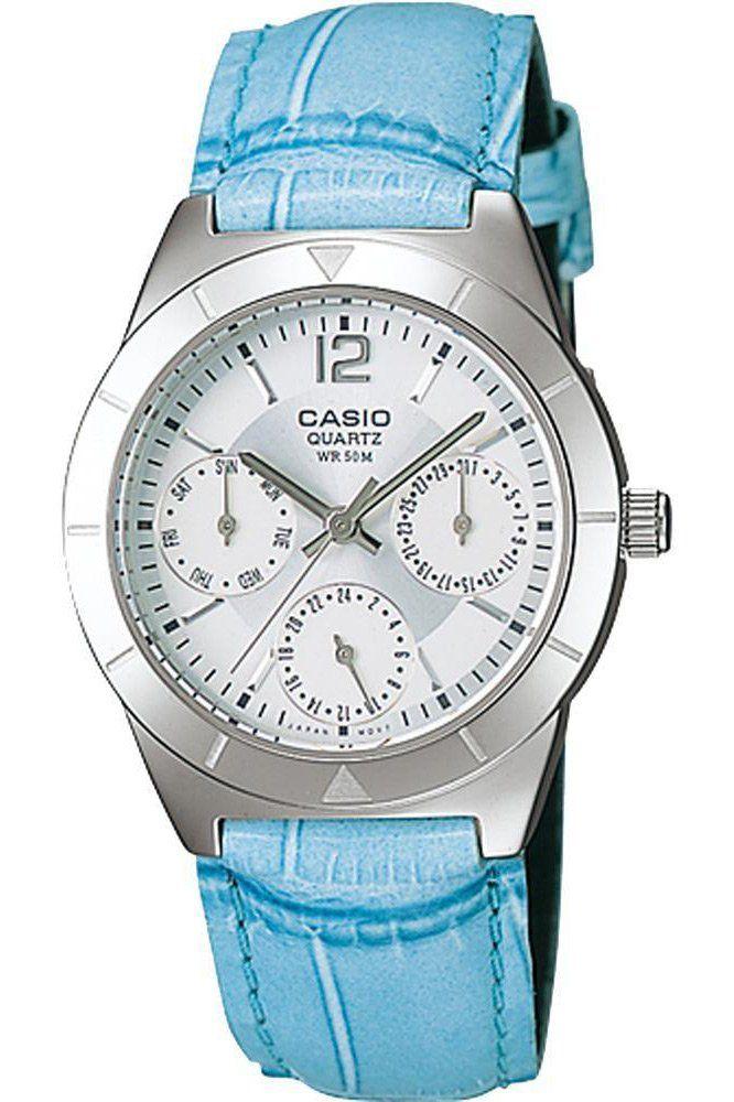d57c9b3c2c47 CASIO Collection LTP-2069L-7A2VEF - Reloj de mujer de cuarzo