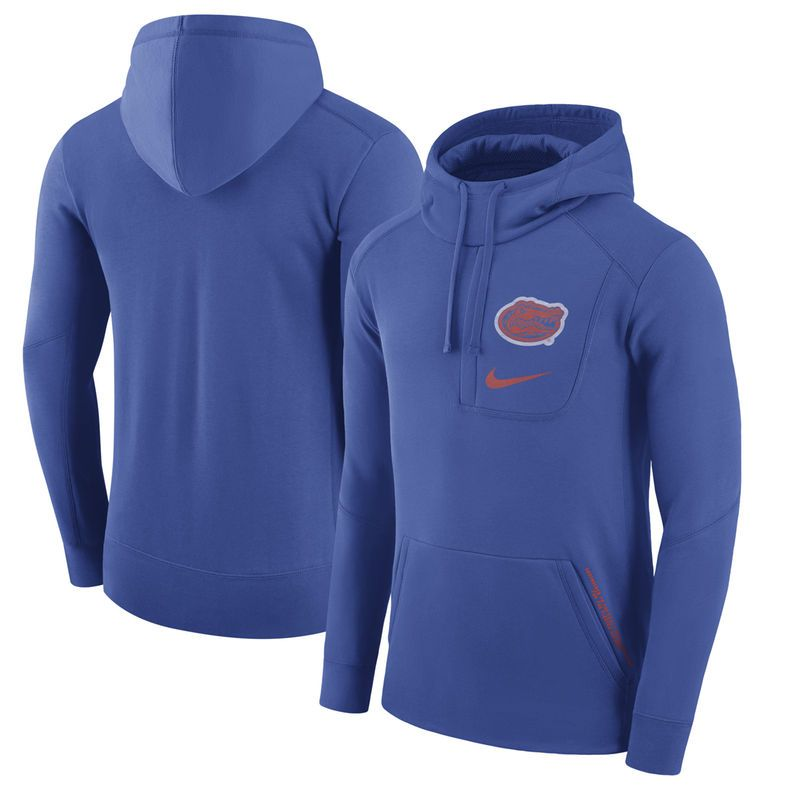 bf8a2be3566ad Florida Gators Nike Fly Fleece Pullover Hoodie - Royal
