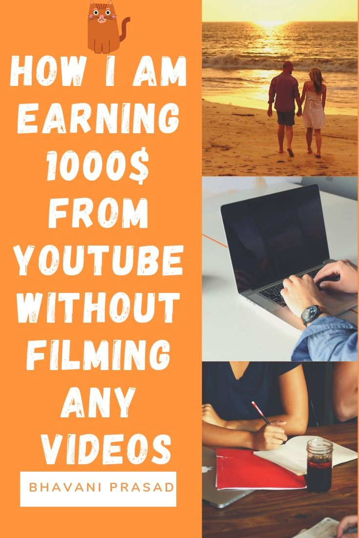 How to Make Millions on Youtube Without Making Videos [No ...