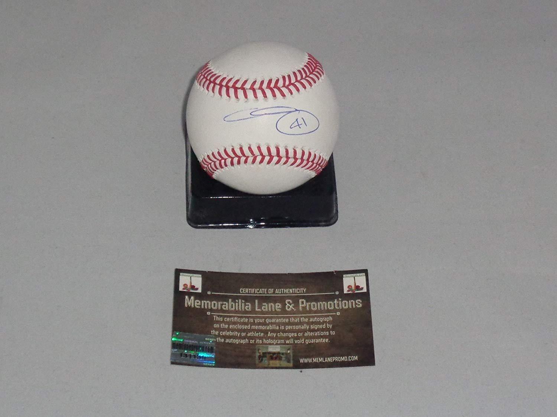 Flash Sale 125 Chris Sale Red Sox Autograph Baseball Coa