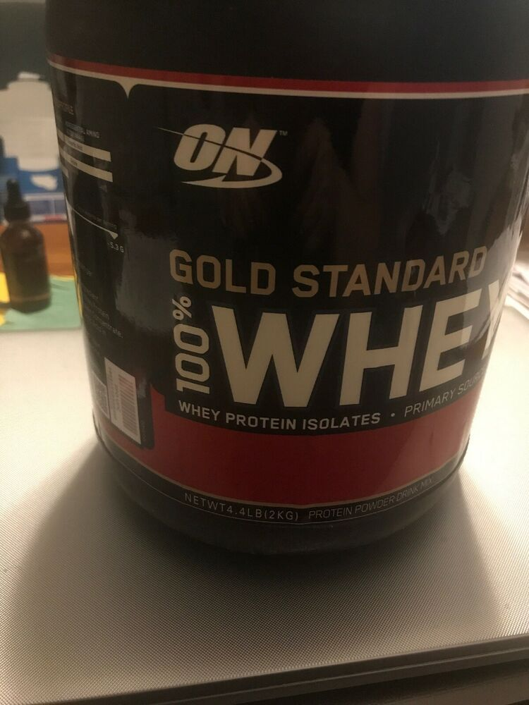 Optimum Nutrition Gold Standard 100 Whey Protein Powder 4 4 Lbs Ebay Optimum Nutrition Gold Standard Gold Standard Whey Protein Whey Protein Recipes