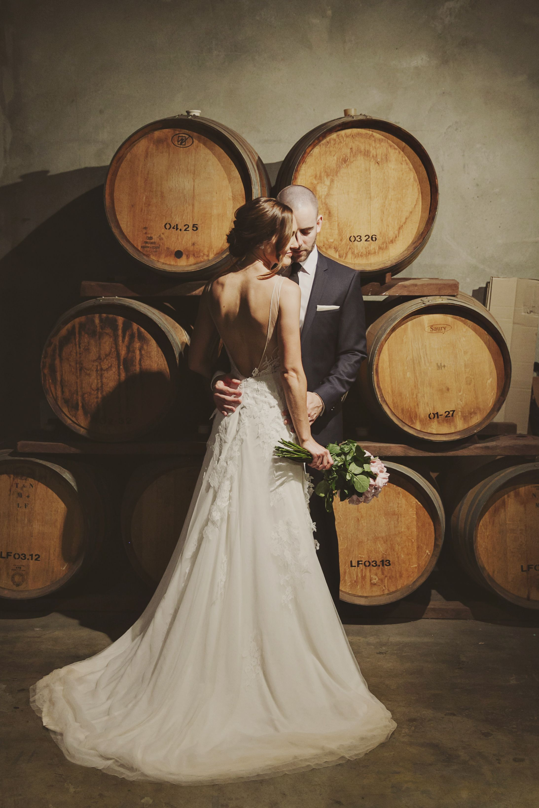 Wedding decorations white november 2018 Millbrook Winery  Christina Lim Photography  Weddings at Millbrook