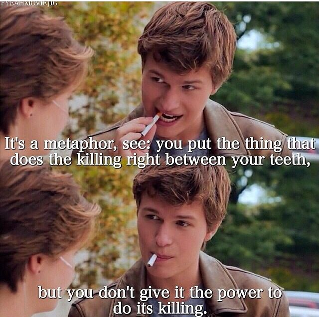 The Fault In Our Stars Quotes Movie: The Fault In Our Stars Best Movie Scene ️ ️ #tfios