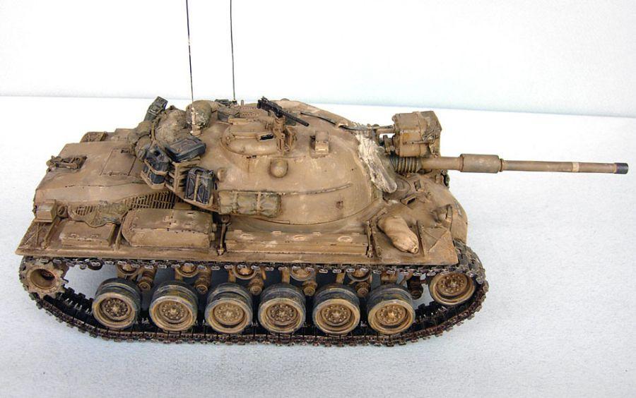 Magach 3 Main Battle Tank (Israel) | Miniature Models-Armor