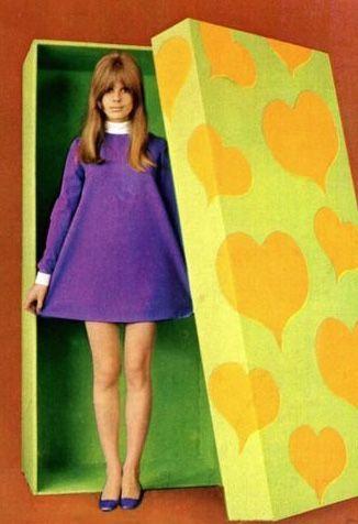 Marianne Faithful 1967 | pretties for you | Fashion, Retro fashion