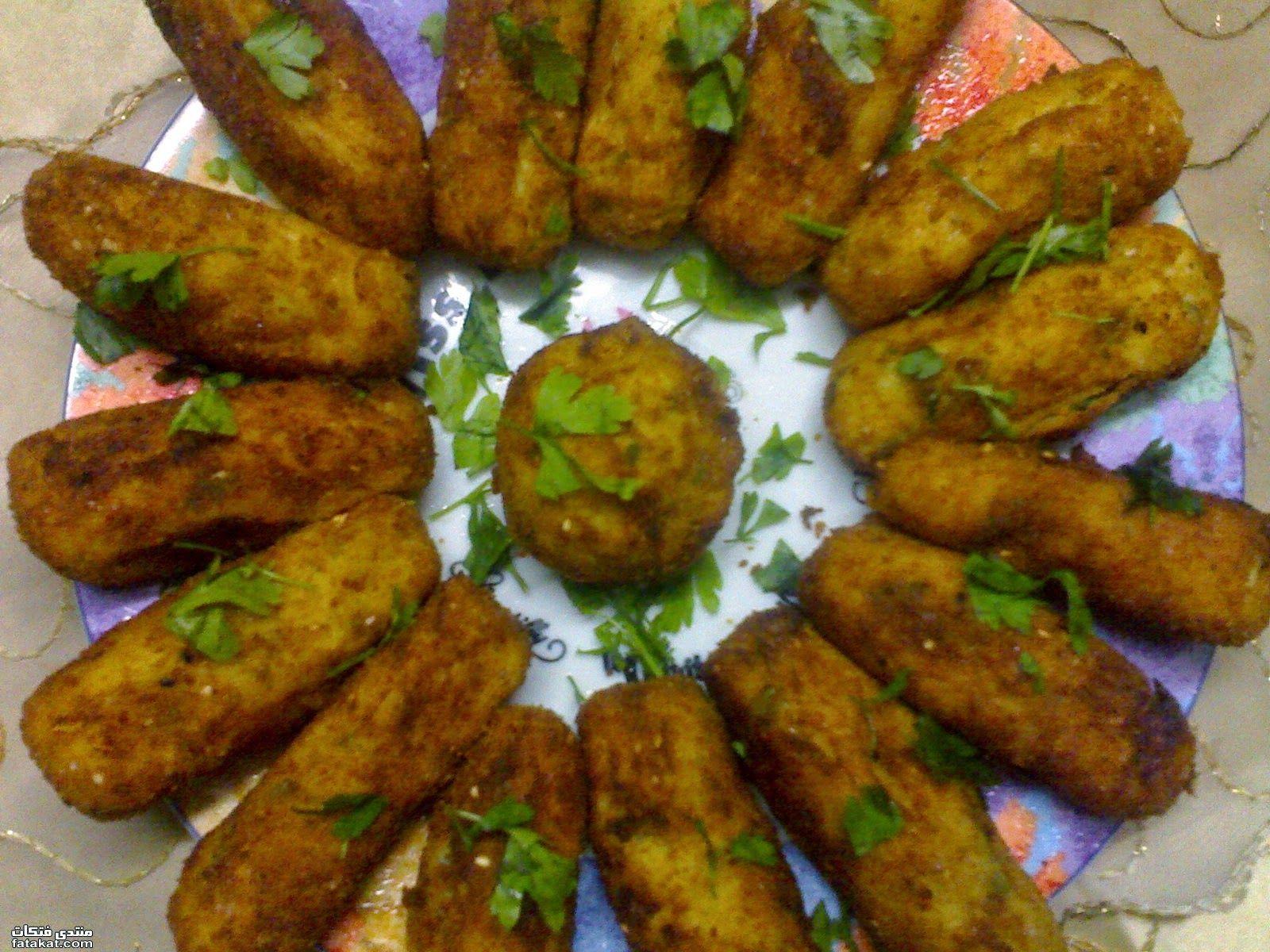 اكلات حواء طريقة عمل كفتة البطاطس بالجبنة Syrian Food Egyptian Food Recipes