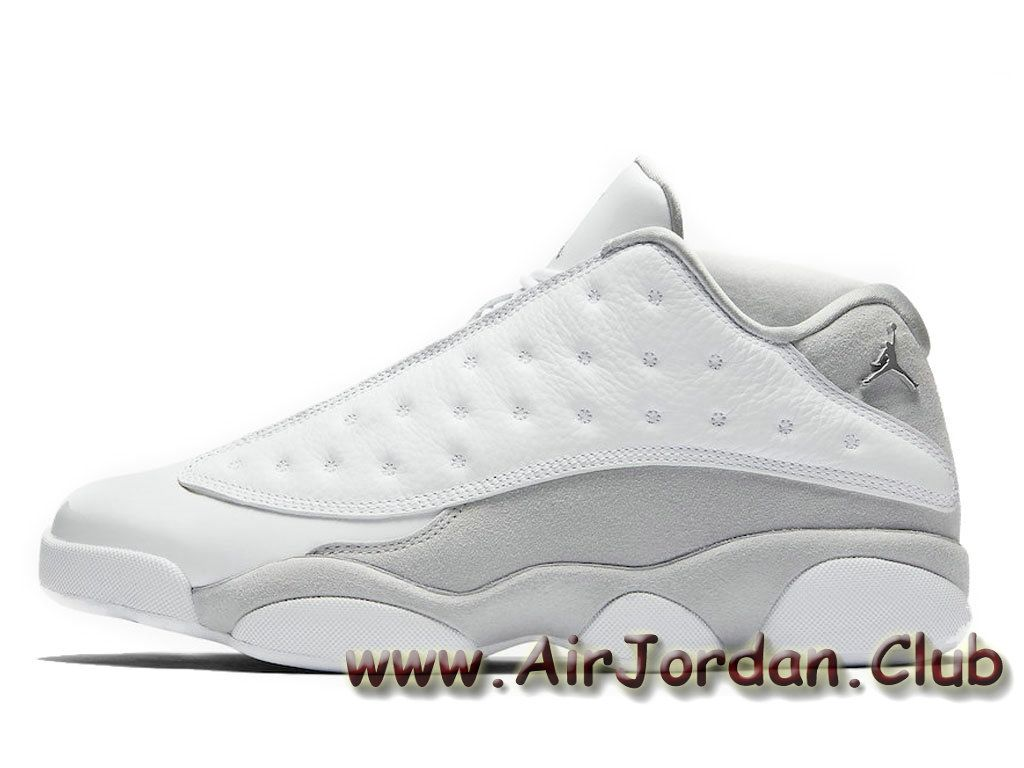 air jordan 13 retro blanche