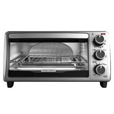 Black Decker Bezel Toaster Oven Countertop Oven Toaster