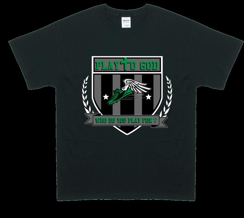 Glory Badge Track TShirt