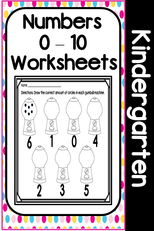 Kindergarten Math Numbers 0 10 In English In Spanish Bilingual Math Kindergarten Math Numbers Kindergarten Math [ 1440 x 960 Pixel ]