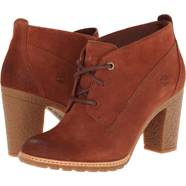 Timberland Earthkeepers Glancy Chukka Women's Dress Lace-up Boots (1.125  ARS) ❤ liked