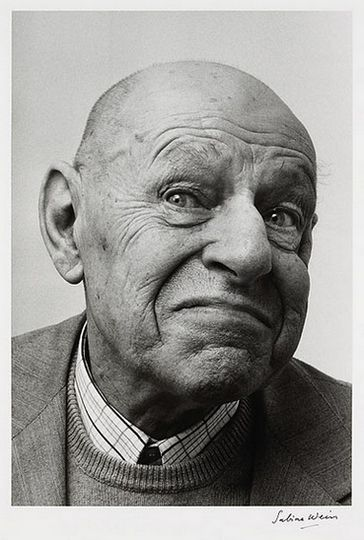 """Jean Dubuffet, 1979. """"Art doesn't go to sleep in the bed made for ..."""