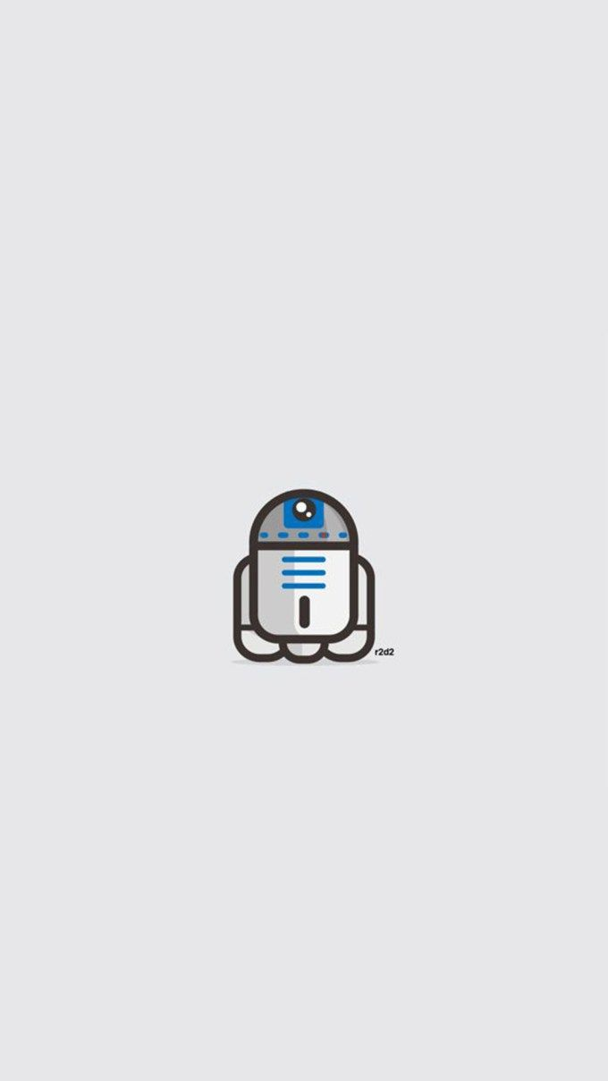 R2 D2 IPhone Wallpaper Backgrounds IPhone6 6S And