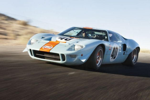 Ford Gt40 Sells For Record Setting Price For U S Car With Images