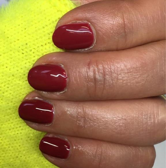 #gellacknails#kleur#nagels#gelpolish#nails#gellac#gelnails#gellak#… –