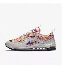 93efdad14a05 Nike Air Max 97 UL 17 Premium Womens Vast Grey Elemental Rose Sea Shoes