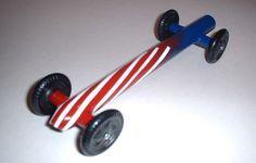 Fastest Pinewood Derby Car Designs Extended Rocket Design