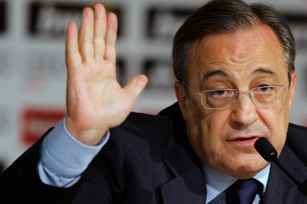Florentino Pérez se irá si no ganan la Décima