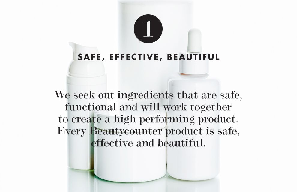 There Are More Than 80 000 Chemicals On The Market Today Many Don T Have Any Safety Data And This Is Particul Safe Beauty Products Beautycounter Safe Skincare